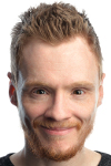 Andrew Lawrence in The Happy Accident Tour